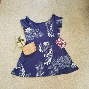 Wahine Toa dress - size XL